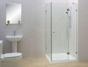Vách kính tắm góc 90 độ – 02